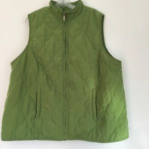 Avenue sleeveless vest/jacket size 18/20